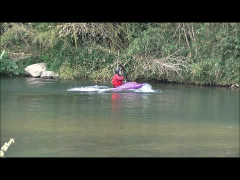 2016 5 28 HIROSHIMA still water free style kayak