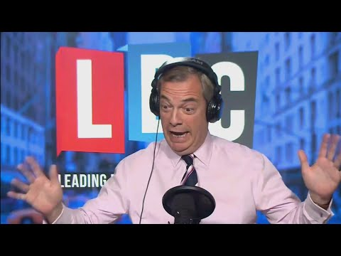 The Nigel Farage Show: Should we give up fishing rights for a Brexit deal? LBC - 7th March 2018