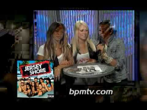 Jersey Shore Contest (feat. Girlicious)