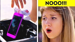 13 Everyday Clumsy Struggles You Can Relate To