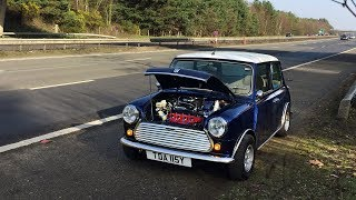 Living With a Classic Mini - That's Not Gone Well!