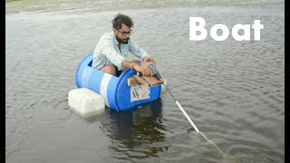 How to Make Electric Boat at Home