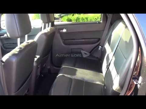 Тест -драйв Обзор Ford Escape 2010 Пригон авто из Европы • Авто и мото из США
