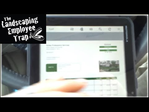 Print INSTANT Invoices - Landscaping Business Tips