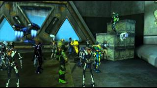 Global Agenda: Free agents MMO HD video game trailer - PC