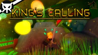 New MMORPG Game! ▼ King's Calling [Pre-Alpha] ROBLOX ▼ Part 1