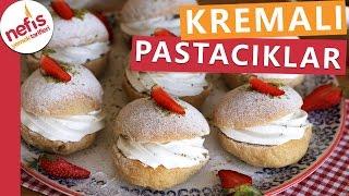 Kremalı Mini Pastacıklar - Nefis Yemek Tarifleri