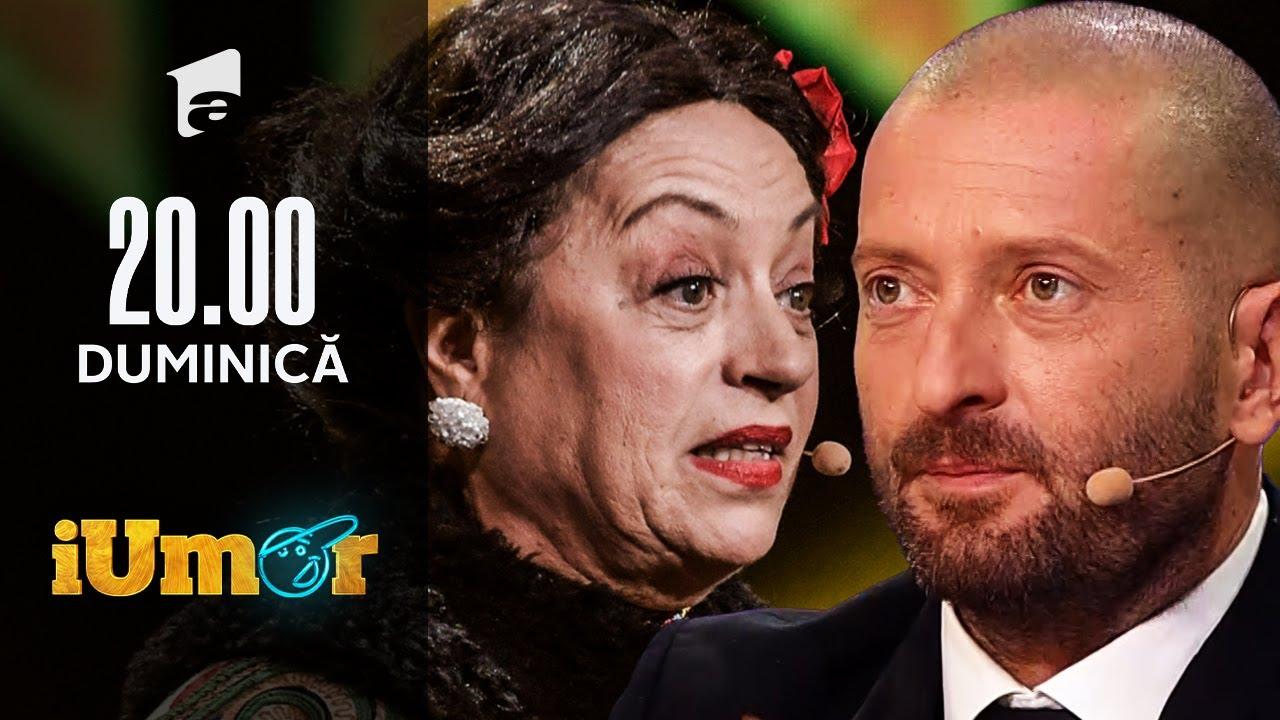 "Adriana Trandafi îi ia la ""roast"" pe juraţii iUmor"
