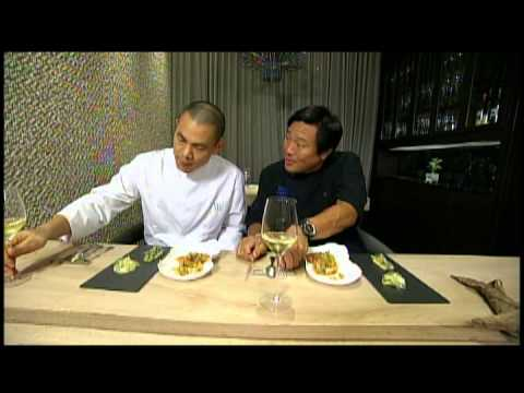 Simply Ming: Andre Chiang & Cooking With Our Senses - part 2