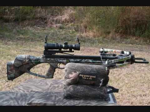 Compact Limb Crossbows From Brownells And Killer Instinct Youtube