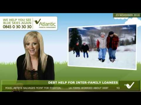 Debt help for inter-family loanees