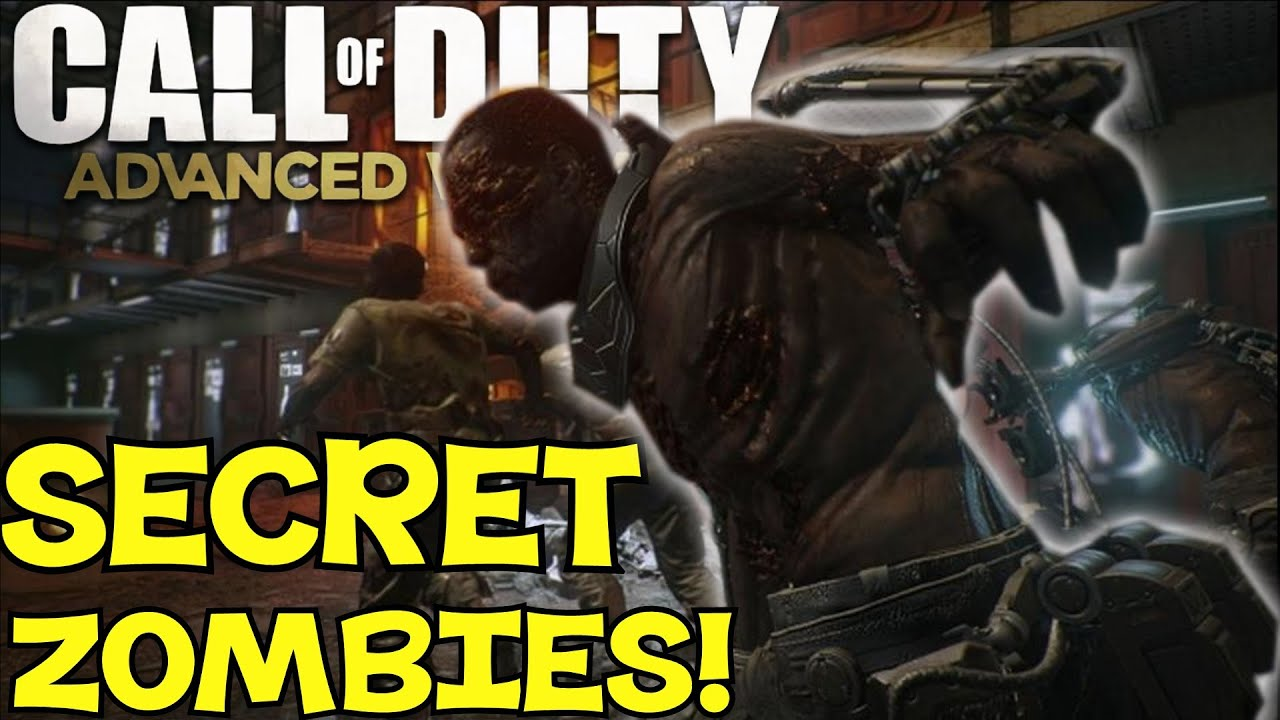 Funny Cod Zombie Memes : Call of duty: advanced warfare zombies confirmed! zombies in exo