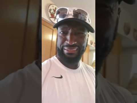 Rickey Smiley Pulls Drug Prank On Ms. Janie!