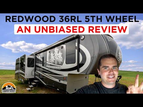 Redwood 36RL 5th Wheel: An Unbiased Review