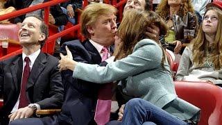 Donald Trump & Melania Trump Hot Love