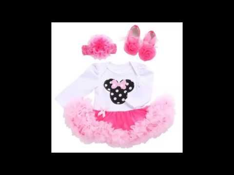 3bb8c23d9800 1st Birthday Rompers Dress
