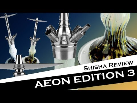 AEON EDITION 3 😍  Basic, Premium, Plus  Shisha Review & Test