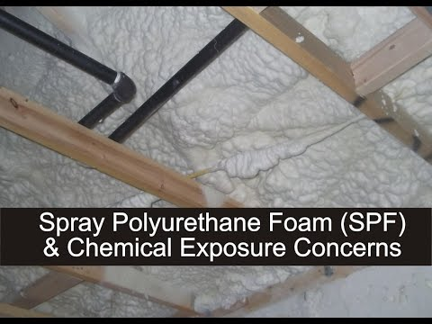 Spray Polyurethane Foam (SPF) & Chemical Exposure Concerns