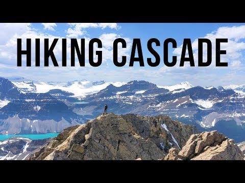 Cascade Mountain Hike - Banff, Alberta