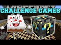 Minecraft: BIRTHDAY CAKE CHALLENGE GAMES - Lucky Block Mod - Modded Mini-Game