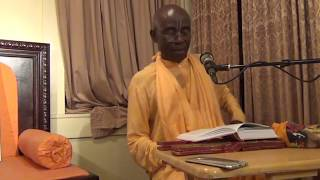 Bhakti Vasudeva Swami - The Universe Did Not Happen by Accident