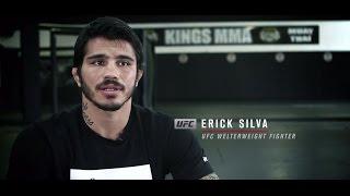 UFC 196: Erick Silva - Inside Training Camp