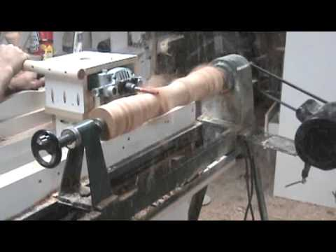 Crazy Router Lathe