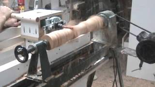 Repeat youtube video Crazy Router Lathe Video