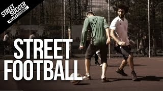 INSANE Street Football Match With Incredible Pannas | Ones To Watch | Street Soccer International