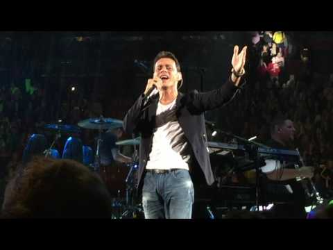 Marc Anthony Live In Miami-American Airlines Arena -Nov 18, 2016