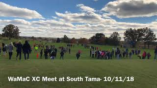 Highlights: WaMaC XC at South Tama