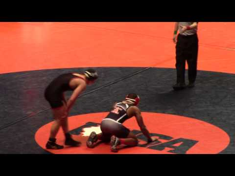 Harrison Williams vs Michael Zelasco State Championships 2014