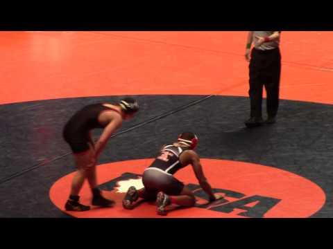 Harrison Williams vs Michael Zelasco State Championships 2014