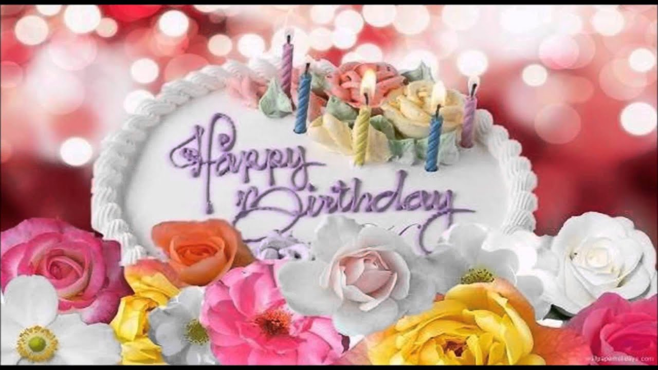Happy Birthday Whatsapp Greetings Happy Birthday E Cardvideo