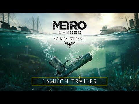Metro Exodus - Sam's Story Launch Trailer  (Official 4K)
