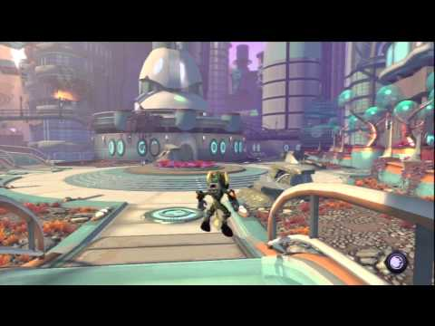 Game Fly Rental (33) Ratchet & Clank: Into the Nexus Part-14 RYNO VII