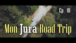 JURA ROAD TRIP Ep-01 avec mon FOURGON AMÉNAGÉ comme un CAMPING CAR - VIVRE EN VAN