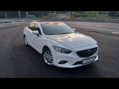 Замена тормозных колодок мазда 6 GJ 2012 -2021. Replacement of front brake pads Mazda 6 GJ 2012-2021