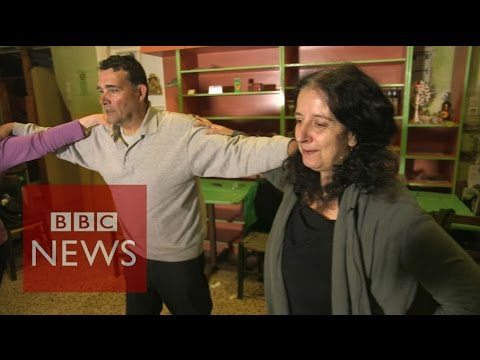 Greece: Why are communes so popular? BBC News