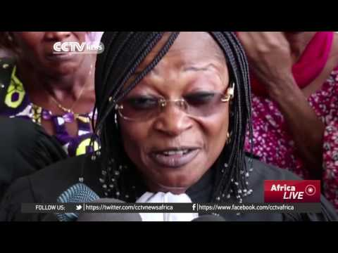 Ex-Chadian ruler Hissene Habre sentenced to life in landmark trial