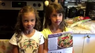 Meal Kit Mania: Dayle Cedars Tries Blue Apron's Chicken Pad Kee Mao
