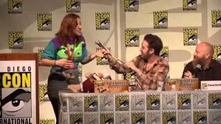 Gravity Falls Comic-Con 2014 coverage