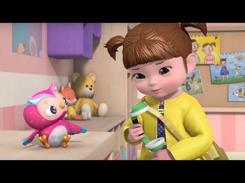 Развивающие мультики для детей –Больной Животик –  Серия 4