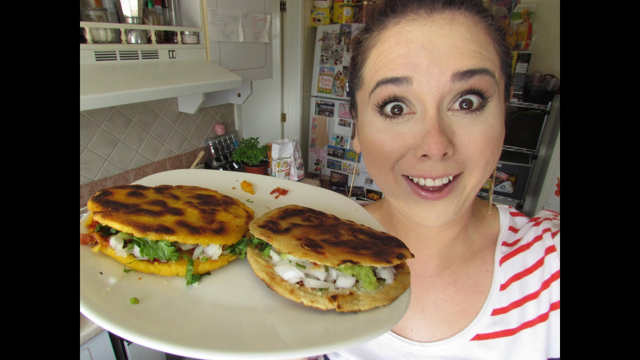 GORDITAS DE CHICHARRÓN PRENSADO - ViYoutube