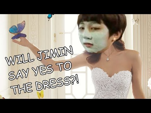 BTS SAY YES TO THE DRESS JIMIN&39;S WEDDING?