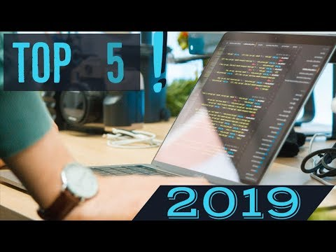 TOP 5: Best Laptops For Programming In 2019