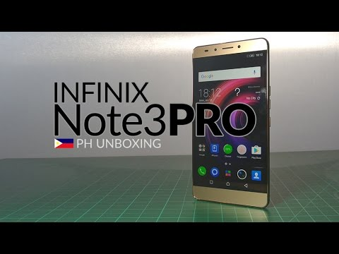Review: Infinix Note 3 Pro Philippines