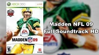 Madden NFL 09 - Full Soundtrack HD