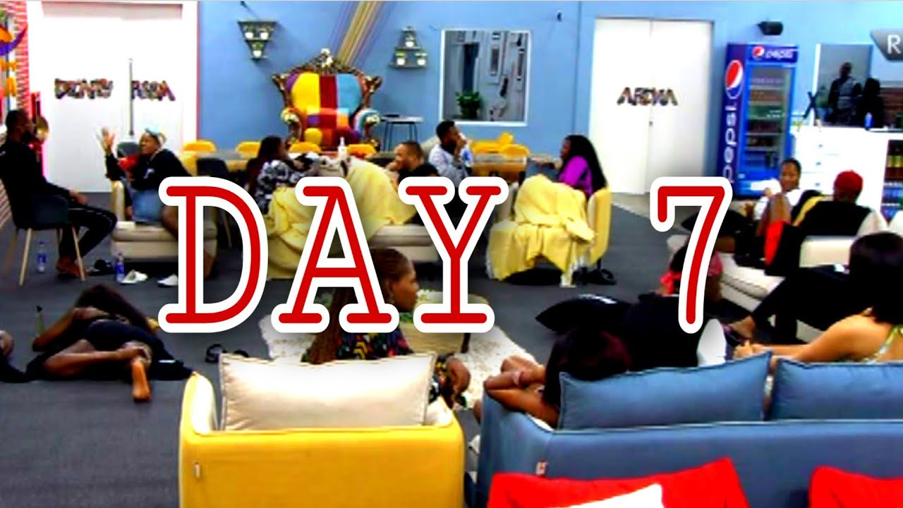 Download BBNaija Lockdown 2020 Day 7 Highlights    BBNaija Season 5