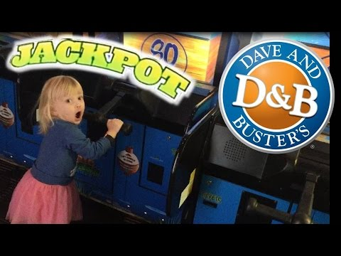 How To Win Unlimited Tickets From Dave And Busters